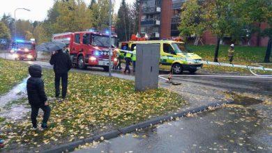 Photo of سويدي يقوم بضرب زوجته و أولاده ويحرق شقتهم في ستوكهولم