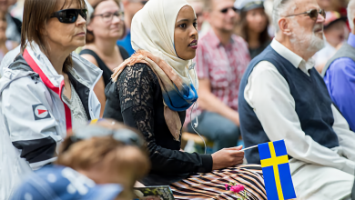 Photo of بعد سنتين من موجة اللجوء في السويد ,نصف الاجئيين يحصلون على الاقامة
