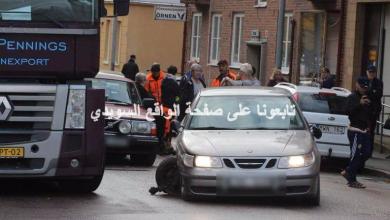Photo of مطاردة  للشرطة السويدية خلف سيارة انتهكت قانون المرور