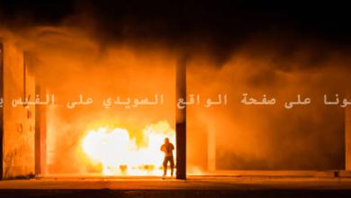 Photo of شاب يفكر بحرق نفسة بسبب مطالبة الصيدلية الاربع الارقام التعريفية وهو لاجئ