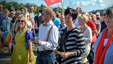 Photo of الحكم على رئيسة الحزب الاشتراكي السابقة مونا سالين التي حاربت التطرف في السويد بجريمة ضريبية