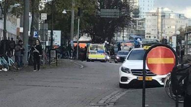 Photo of انفجار في مدينة ستوكهولم بعد فتح علبة باكيت في منطقة Gärdet ودوريات كبيرة في المكان للشرطة