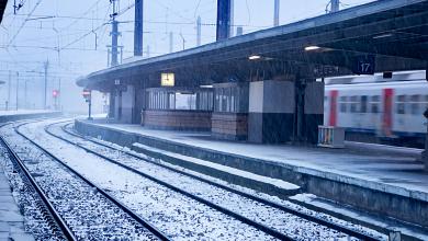Photo of الأرصاد الجوية السويدية تطلق تحذيرات من الدرجة الاولى لنزول الثلج المبكر .