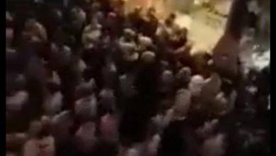 Photo of I klippet ser ni hur syriska staten ersatte sitt eget folk mot Iranier i Damaskus