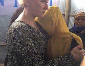 Photo of وزيرة الخارجية السويدية مارغوت فالستروم تصف الوضع في الغوطة بالمرعب