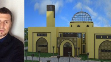 Photo of بعد أن شهد تفجير مساجد في البوسنة يبني منصور موستفك مسجد في السويد