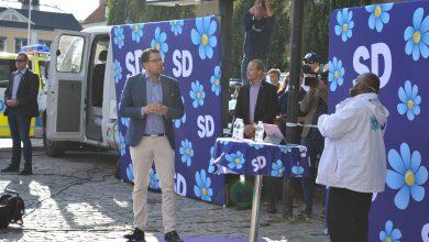 Photo of حزب السفاريا دومكراتنا يريد إلغاء حق ألتصويت للأشخاص ألذين يملكون جنسية آخرى غير السويدية
