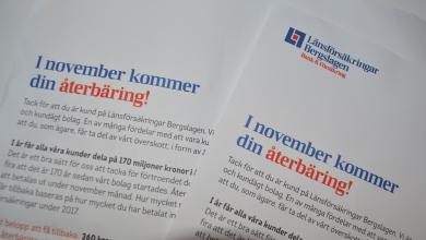 Photo of شركة تأمين سويدية تقوم بأعطاء هدية مالية في ذكرى تأسيسها