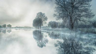 "Photo of دخول الشتاء الى  السويد وبعض المناطق ستدخل ضمن منطقة ال""السالب"""