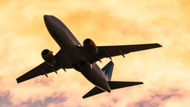 Photo of هبوط أضطراري لطائرة ركاب بعد أحتراق المحرك في الهواء