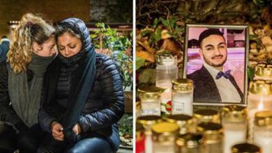 Photo of مقتل شاب كردي  عن طريق الخطئ من قبل عصابات أجرامية في ستوكهولم
