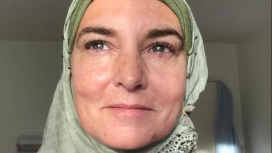 Photo of أسلام المغنية الأيرلندية الشهيرة سينيد أوكونور بعد حياة مليئة بالمصاعب