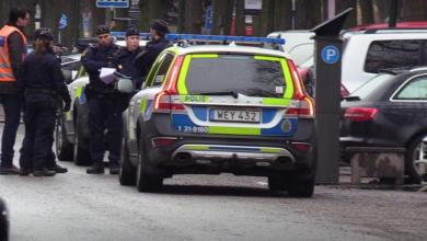 Photo of أطلاق نار في مدينة ستوكهولم والشرطة السويدية تجد السلاح