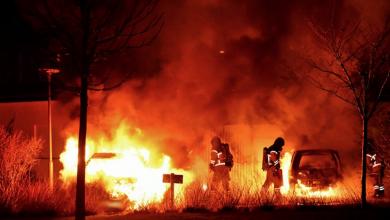 Photo of الشرطة السويدية تقبض على شخص قام بحرق ثلاثة سيارات في مالمو