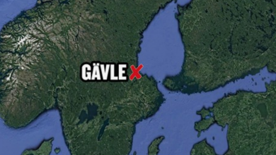 Photo of ثبوت وقوع هزة أرضية في مدينة يافلا السويدية