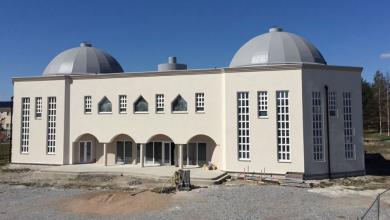 Photo of بناء مسجد جديد في مدينة أورةبروا بقيادة بوسنية