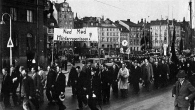 Photo of المرة الوحيدة التى اطلق فيها الجيش السويدي النار على المدنيين
