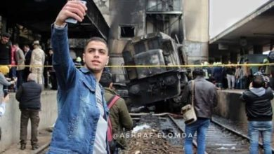 Photo of ياسر مدبولي صاحب سيلفي محطة مصر