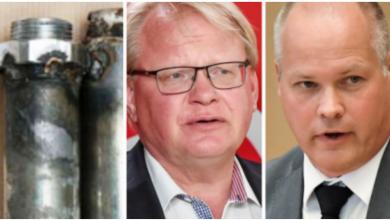 Photo of تشديد الحكم على شخص هدد وزير الدفاع والعدل السويدي بالقتل