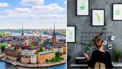Photo of أحصائية جديدة:السويد أحسن البلدان لعيش النساء في العالم