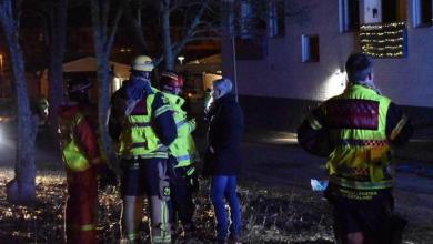 Photo of العثور على جثة رجل مقتول في جنوب مدينة ستوكهولم