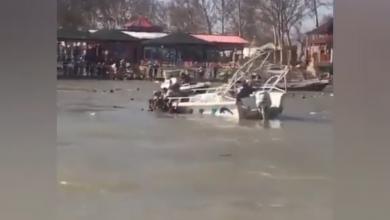 Photo of غرق 71 شخص في فاجعة في نهر دجلة في الموصل