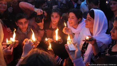 Photo of احتفالات سعيدة للأزيديين و الأكراد رغم المعاناة