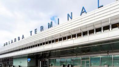 Photo of مشاكل في نظام الألكتروني للتدقيق في الجوازات في مطار آرلندا