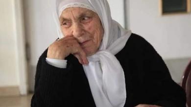 Photo of والدة كمال درويش التي توفيت بعد جنازة إبنها الذي قتل في هجوم نيوزلندا الأرهابي