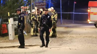 Photo of أنفجار في مدينة ستوكهولم في ضاحية فيلينكبي يسفر عن أصابات طفيفة