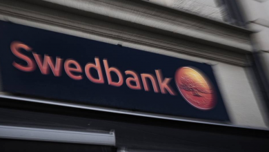 Photo of أستمرار الأنهيار القوي للسويد بنك بعد أفتتاح التعاملات في البورصة السويدية