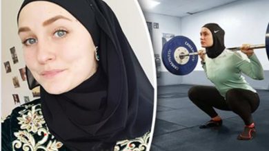 Photo of السويدية التي أنتقلت الى الأسلام للحصول على صحة نفسية أفضل