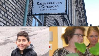 Photo of المؤسسات السويدية والصحافة تحرض على الأبقاء بسحب الطفل محمد من أهله