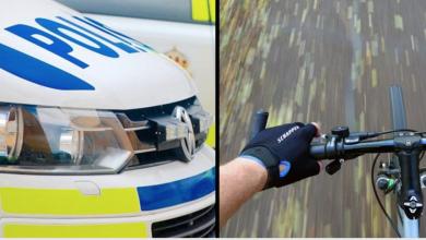 Photo of الشرطة السويدية تحقق مع قائد دراجة ساق بسرعة 98 كيلومتر في الساعة