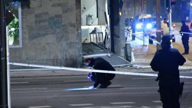 Photo of إنفجارقوي سمع في أجزاء كبيرة من مدينة مالمو ليلة البارحة