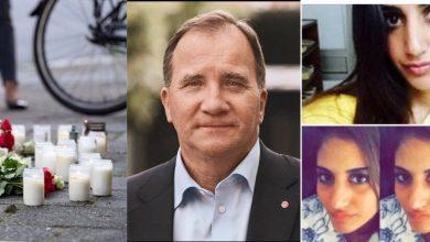 Photo of تعليق رئيس الوزراء السويدي على مقتل كارولين حكيم في مالمو