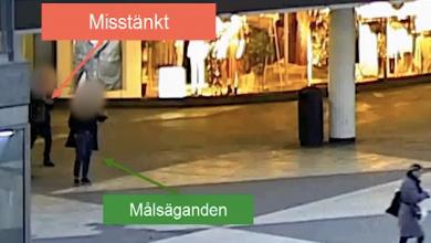 Photo of حادثة عنصرية في ستوكهولم تجبر شاب أجنبي على الرحيل منها