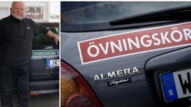 Photo of تعرف على السويدي الذي يعطي دورات سياقة مجانية للاجئين
