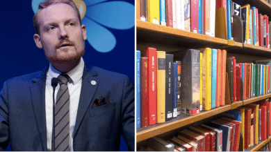 Photo of حزب السفاريا دومكراتنا SD: إستعارة الكتب ستكون محصورة بالمواطنين السويديين