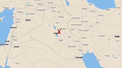 Photo of هجوم صاروخي على قاعدة يتواجد فيها جنود سويديون في شمال بغداد