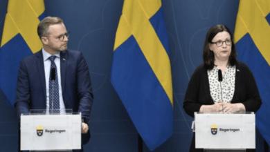 """Photo of وزيرة التعليم السويدية"""" لانقاش في الوقت الحالي حول أغلاق المدارس"""""""