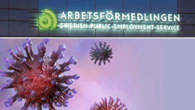 Photo of أرتفاع عدد المسجلين كعاطلين عن العمل الى 61% في السويد