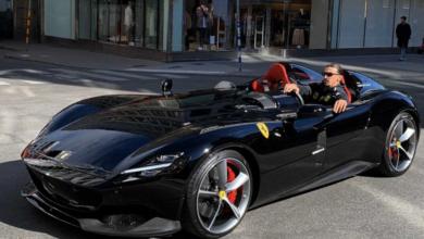 Photo of زلاتان يواجه مخاطر دفع غرامة بسبب سياقته لسيارة غير مسجلة