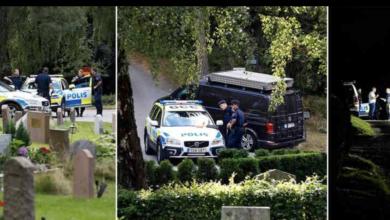 Photo of الشرطة السويدية تنجح في القبض على شخصين قاما بأغتصاب ودفن مراهقين وهم أحياء