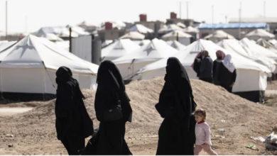 Photo of انفراجة وشيكة للنساء السويديات اللاتي سافرن الى داعش