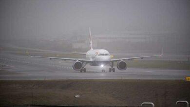 Photo of طائرة بريطانية تحمل 33 راكب تخرق الحظر وتصل لستوكهولم
