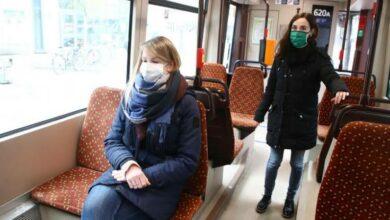 Photo of ابتداء من يوم الخميس القادم تنفيذ توصيات ارتداء كمامات الحماية من كورونا في جميع وسائل النقل في السويد
