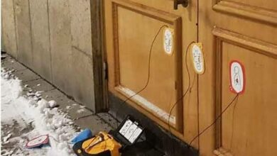 Photo of مسجد ستوكهولم الكبير يتعرض التهديد بوضع جسم مشبوه أمام مدخل المسجد لترهيب المصلين