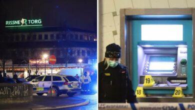 Photo of مقتل رجل طعنا بسكين في ستوكهولم أثناء سحب النقود من مكينة صراف آلي .