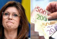 """Photo of وزيرة العمل السويدية : إجراءات صارمة جديدة لكشف جرائم العمل """" بالأسود """" والتهرب الضريبي في 2021"""